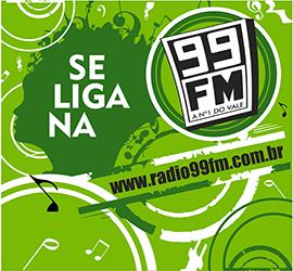 Visite nosso site : http://www.radio99fm.com.br