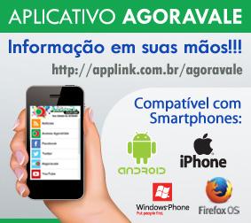 Visite nosso site : http://applink.com.br/agoravale