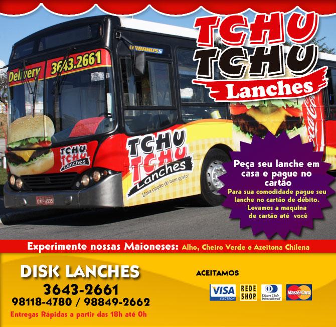 Tchu Tchu Lanches