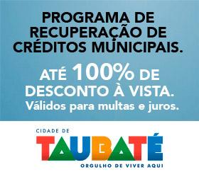 Visite nosso site : http://www.taubate.sp.gov.br/