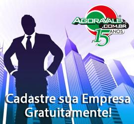 Visite nosso site : http://www.agoravale.com.br/cadastro