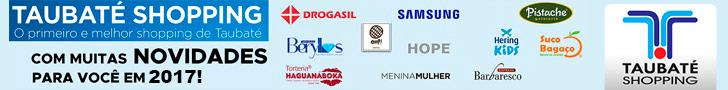 Visite nosso site : http://www.taubateshopping.com.br
