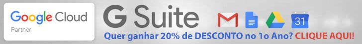 Visite nosso site : http://www.agoravale.com.br/gsuite/