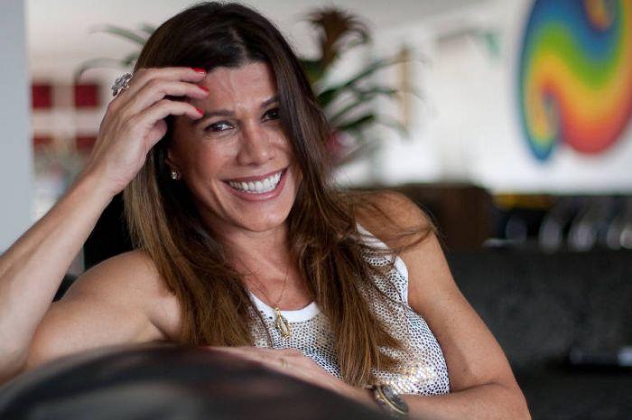 Alicinha Cavalcanti, uma das maiores promoters do Brasil.