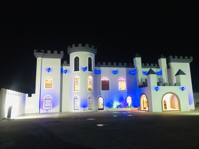 Castelo Marinelli é inaugurado em Pindamonhangaba