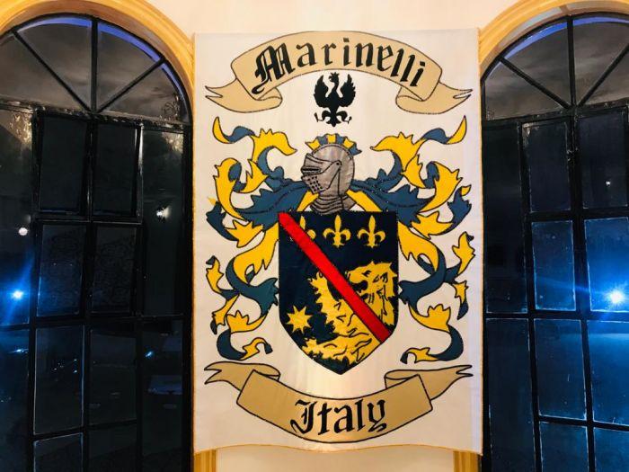 Castelo Marinelli é inaugurado em Pinda.