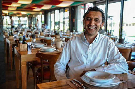 Paolo Geremia, fundador do restaurante Casa Di Paolo.