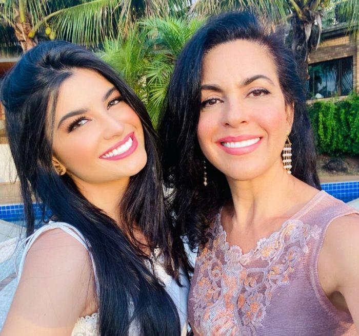 Susi Toledo e Raquel Nogueira.