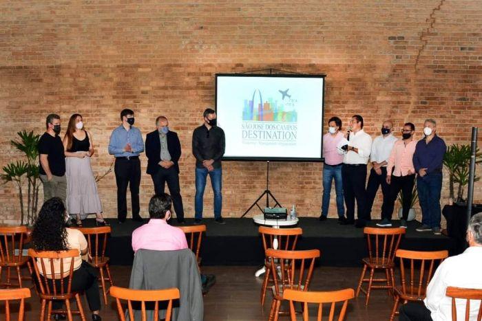 Destination Marketing Organization é lançada em São José dos Campos. (Foto: Gilberto Freitas)