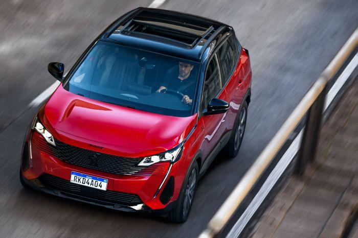 Toda a inovação e design do Peugeot 3008