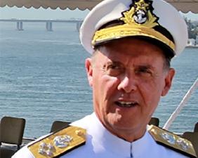 Almirante de Esquadra Ilques Barbosa Junior