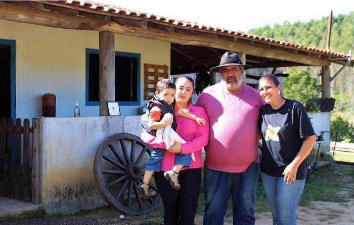 Família Cândido Pereira