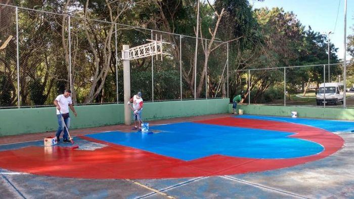 Quadra do Campo Belo