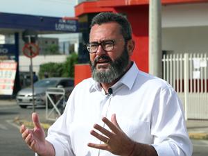 Herivelo Vela, ex-presidente da entidade