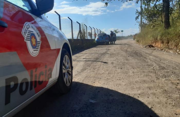 Crime ocorreu em uma estrada na região rural