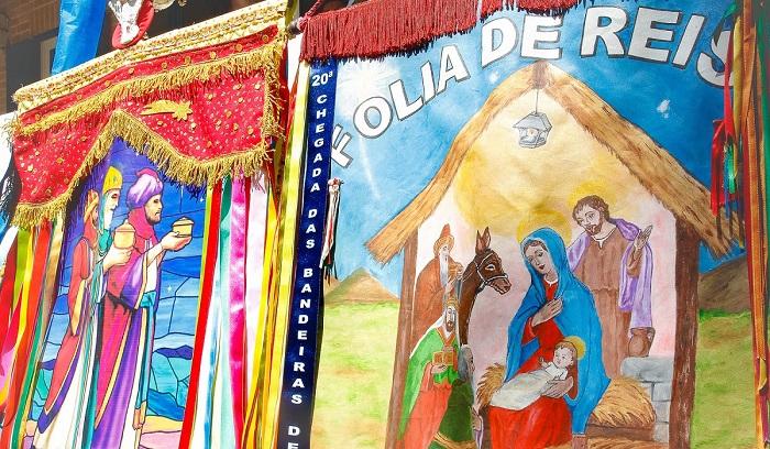 Neste ano, as Folias de Reis voltam ao Museu do Folclore durante festividades de Natal