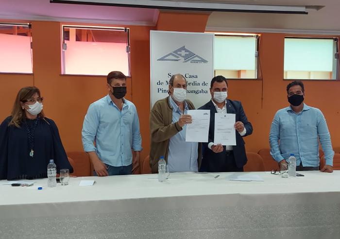Santa Casa recebe emenda parlamentar de R$ 2,5 milhões