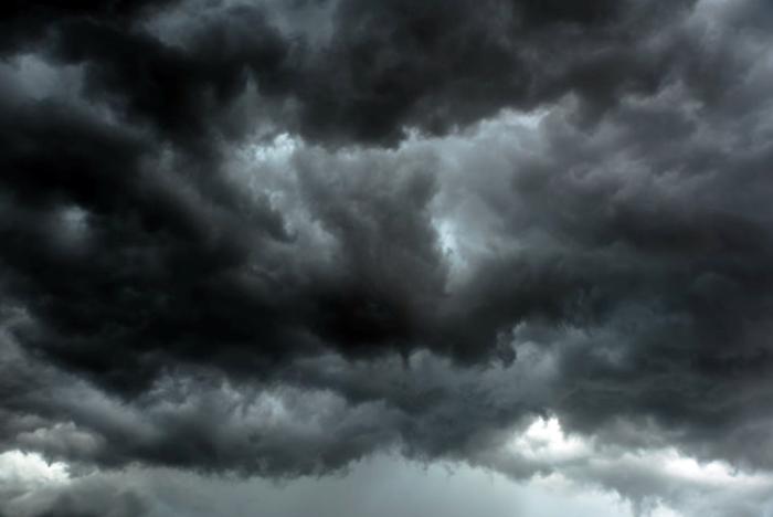 Riscos de temporais por todo o país nesta quinta-feira