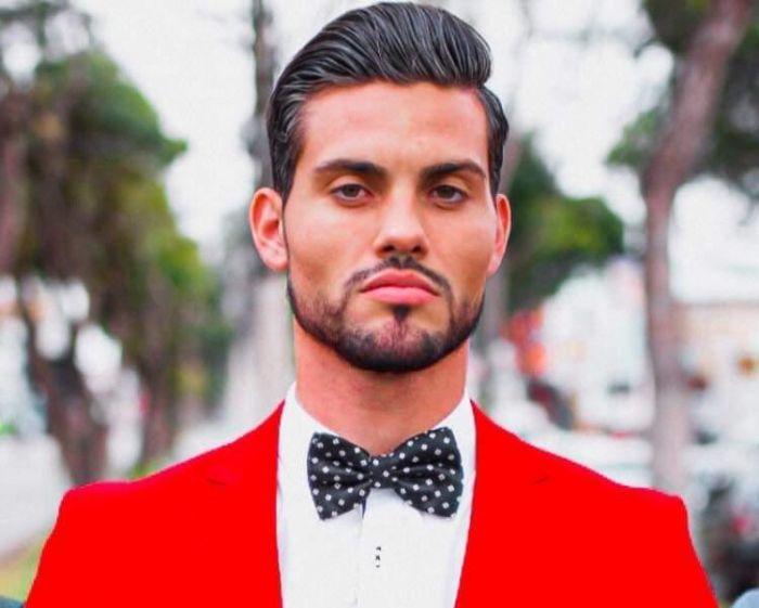 William Sousa participou do Mister São Paulo CNB.