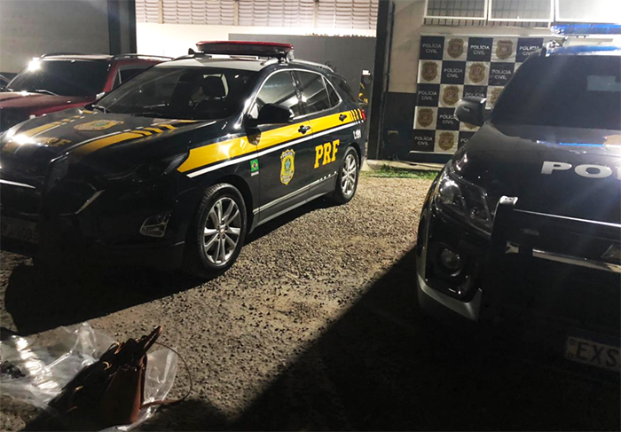 Quadrilha de São Paulo que furtava apartamentos é detida em São José dos Campos