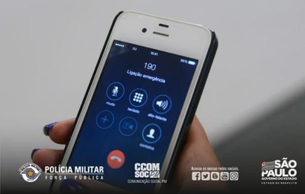 Para denunciar qualquer caso de violência doméstica ligue 180 - serviço de utilidade público gratuito e confidencial, ou telefone de emergência 190.