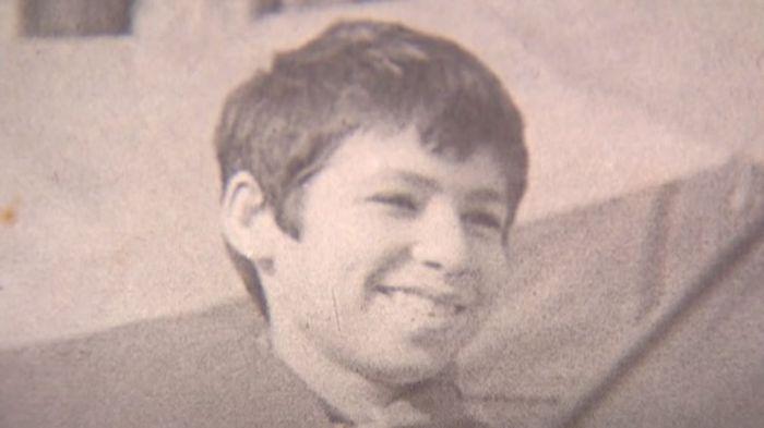 Marco Aurélio Simon, desaparecido desde 1985.