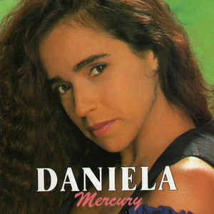 O álbum 'Daniela Mercury' foi lançado em 1991.