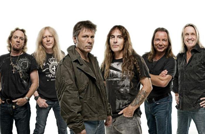 Iron Maiden lança a música