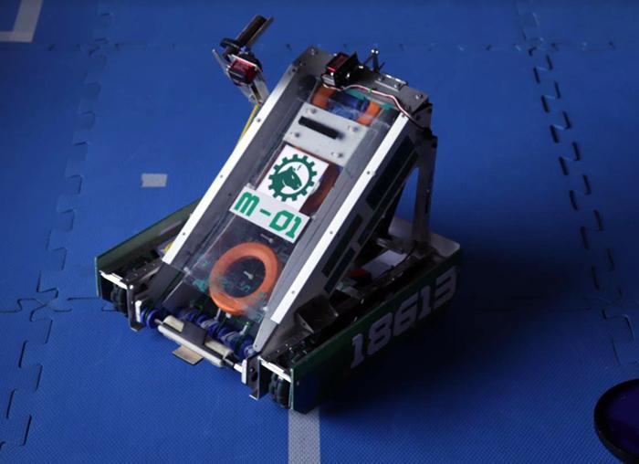 Robô M-01