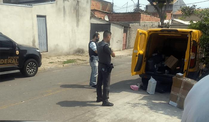 Em São José dos Campos, adolescente é apreendido por roubo ao carro dos correios