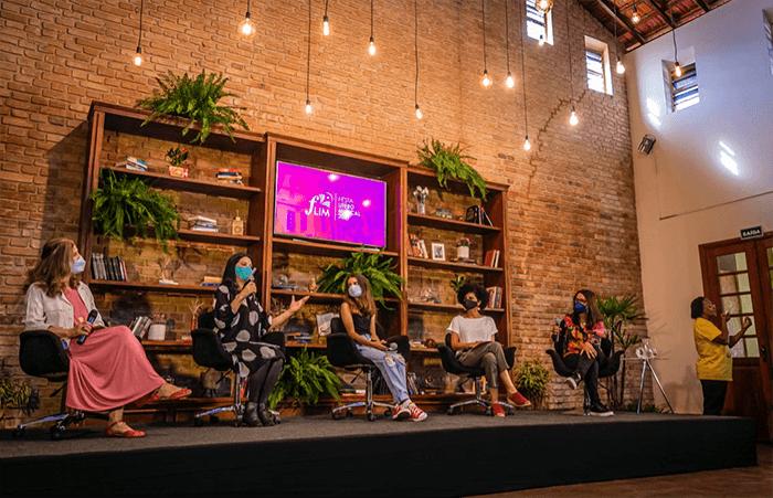 Dia 17 de setembro começa a 7ª Edição da FLIM - Festa Literomusical 2021 do Parque Vicentina Aranha