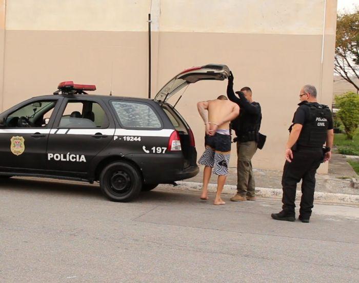 Megaoperação da Polícia civil de Caçapava cumpre 12 mandados.