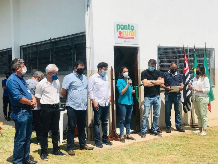 Ponto Rural vai funcionar no Centro Comunitário do Ribeirão Grande