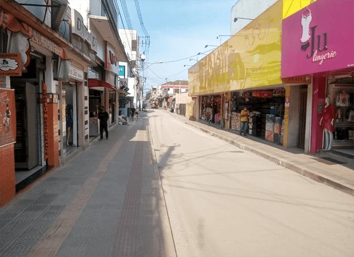 Segunda fase de obras na Rua dos Andradas é finalizada nesta quarta-feira