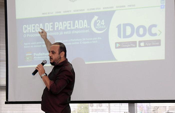 Pindamonhangaba é convidada para o maiorencontro on-line de gestão pública do Brasil