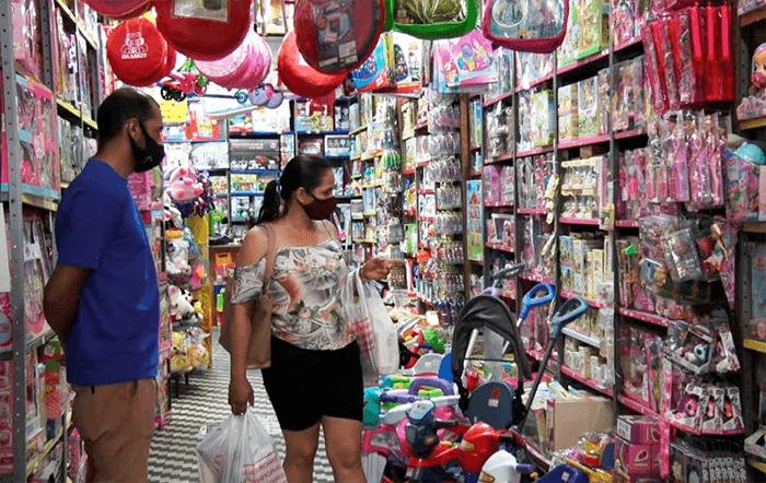 Pesquisas apontam que vendas do dia das crianças devem crescer5a RM Vale