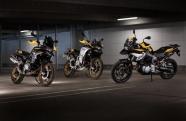 BMW Motorrad celebra 40 anos da linha GS