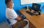 Teleaudiência gera economia de mais de R$ 300 mil em unidades prisionais do Vale