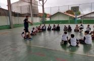 Instituto Esporte & Educação avança na oferta do ensino de qualidade em Educação Física e Arte em Pinda