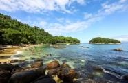 Fundação Florestal aprimora regras para o turismo na Ilha das Couves em Ubatuba