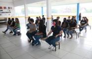 Jovens buscam primeiro emprego em ação do PAT de Caraguatatuba