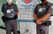 Policiais Militares apoiam campanha de doação de sangue