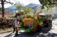 Prefeitura adquire máquinas trituradoras que preservam o meio ambiente