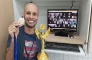Aluno de Mestrado da UNITAU é premiado em Olimpíada de Inglês pelo segundo ano consecutivo