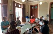 Secretaria de Cultura e Turismo se reúne com Conselho de Turismo em Pindamonhangaba