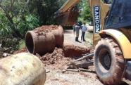 Estradas rurais recebem serviços de urgência em Pindamonhangaba