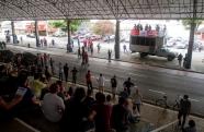 Vereadores de Taubaté apoiam trabalhadores em protesto contra fechamento da Ford