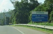 Rodovia Tamoios tem risco de interdição