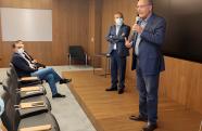 Geraldo Alckmin coloca nome à disposição para as eleições de 2022 na reunião do grupo Desenvolve Vale