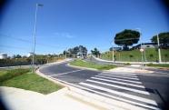 Em São José dos Campos, obra interdita pistas da rotatória do gás no fim de semana